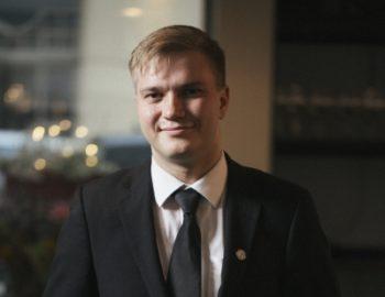 Sommelier Markku Niemi