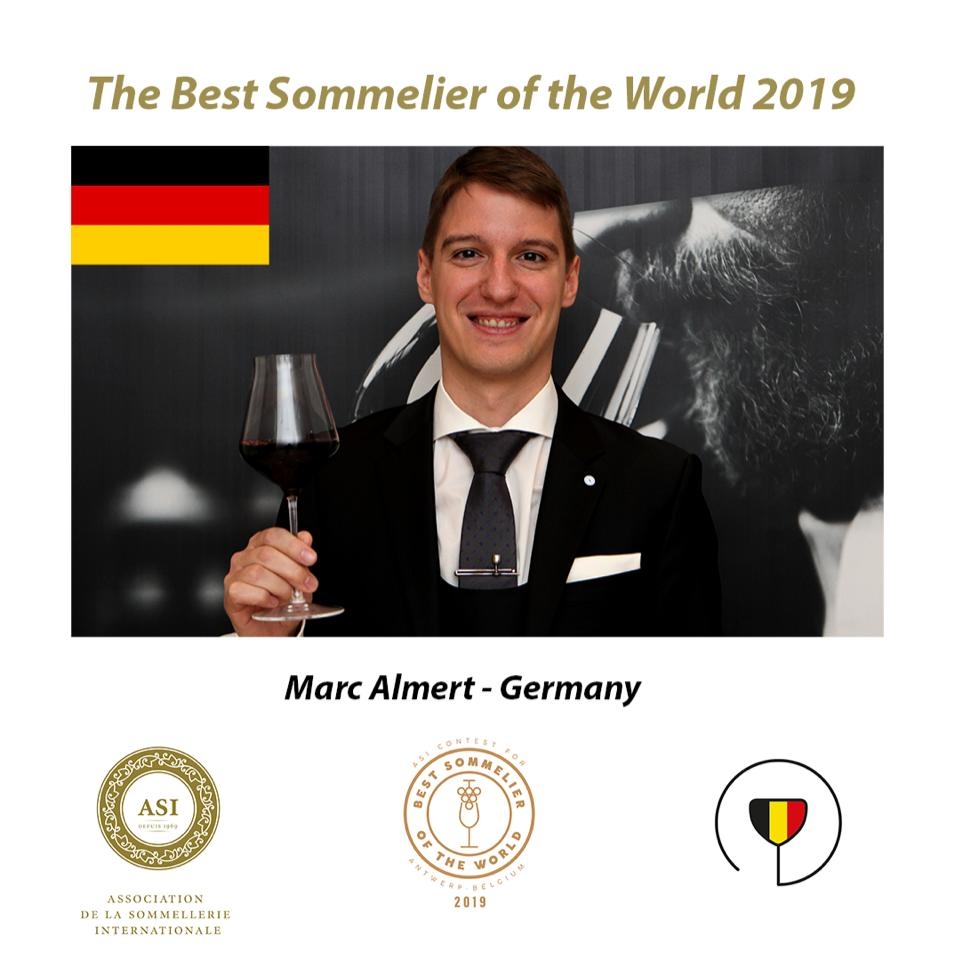 The Best Sommelier of the World 2019