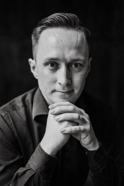 Sommelier Andrey Sorokin